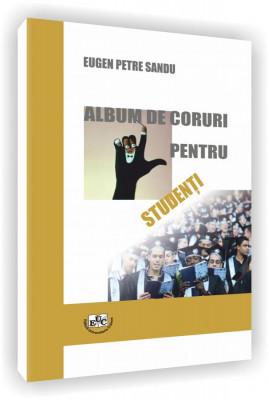 Album de coruri pentru studenti