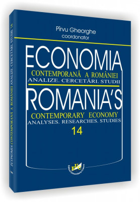 Economia contemporana a Romaniei, Analize. Cercetari. Studii, 14