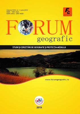 FORUM GEOGRAFIC, Volume XVIII, Issue 1/ June 2019