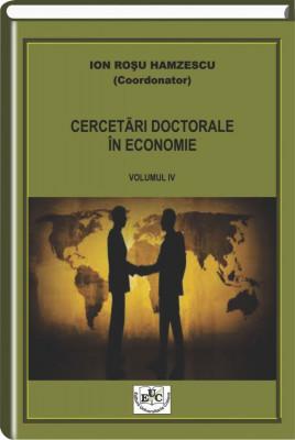 Cercetari Doctorale IV
