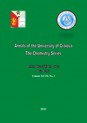 Annals of the University of Craiova The Chemistry Series Volume XLVII, No. 1 (2021)