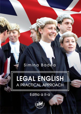 LEGAL ENGLISH – A PRACTICAL APPROACH