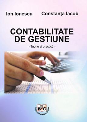 Contabilitate de gestiune. Teorie și practică