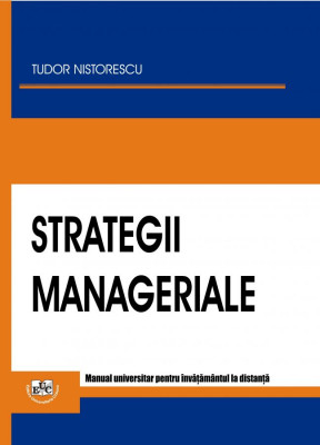 Strategii manageriale