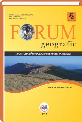 Forum Geografic, Vol. XI, nr. 2, Decembrie, 2012