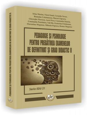 Pedagogie si psihologie pentru pregatirea examenelor de definitivat si grad didactic II