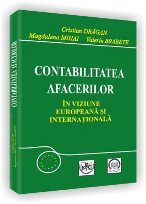 Contabilitatea afacerilor in viziune europeana si internationala (plan de conturi inclus)