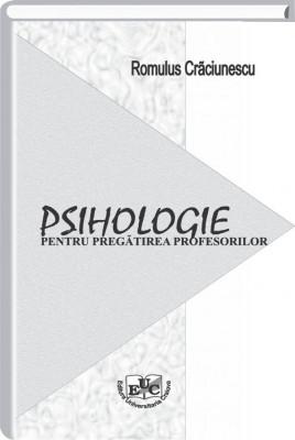 Psihologie pentru pregatirea profesorilor