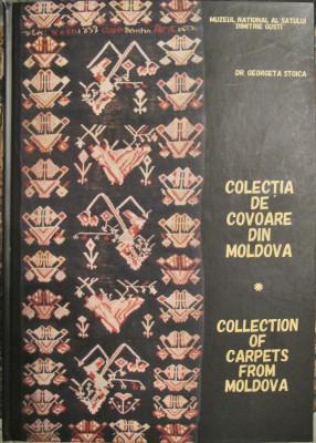 Colectia de covoare din Moldova