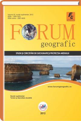 Forum Geografic, Vol. XI, Nr. suplimentar, 2012