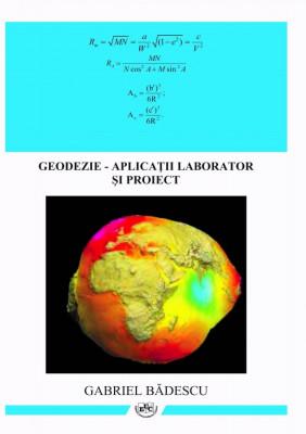 Geodezie - Aplicații laborator și proiect