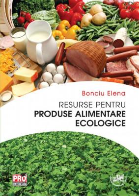 Resurse pentru produse alimentare ecologice