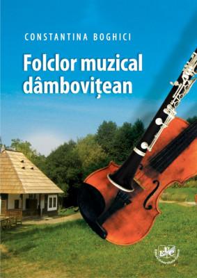 Folclor muzical dambovitean