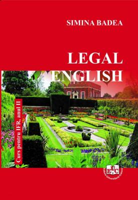 Legal English. Curs pentru IFR, anul II
