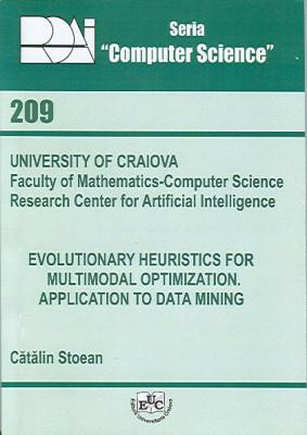 Evolutionary Heuristics for Multimodal Optimization. Application to Data Mining,