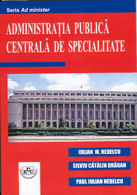Administratia publica centrala de specialitate