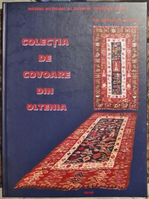 Colectia de covoare din Oltenia