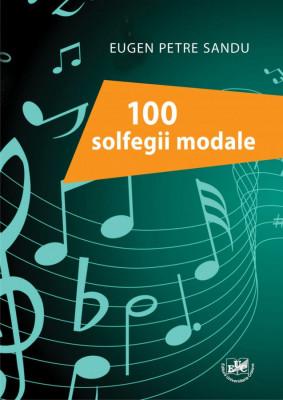 100 solfegii modale