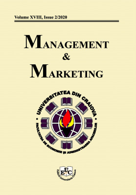 MANAGEMENT&MARKETING, VOL. XVIII, Nr. 2, 2020