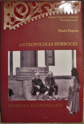 Antropologia Dobrogei