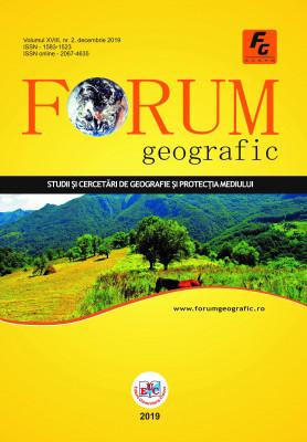 FORUM GEOGRAFIC, Volume XVIII, Issue 2/ December 2019