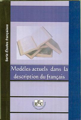 Modeles actuels dans la description du francais