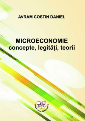 MICROECONOMIE concepte, legități, teorii