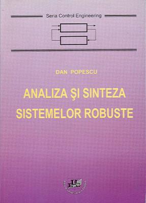Analiza si sinteza sistemelor robuste