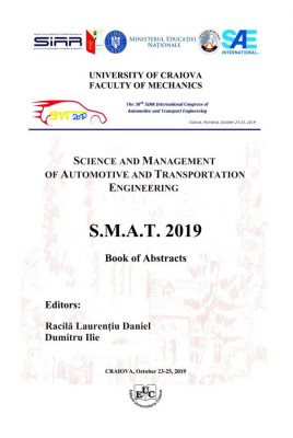 The 30th SIAR International Congress of Automotive and Transportation Engineering Science and Management of Automotive and Transportation Engineering Book of Abstracts