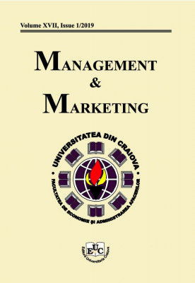 MANAGEMENT & MARKETING, Volume XVII, issue 1/2019