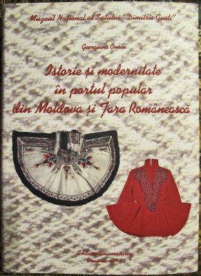 Istorie si modernitate in portul popular din Moldova si Tara Romaneasca