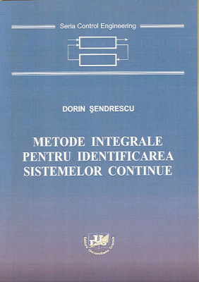 Metode integrale pentru identificarea sistemelor continue