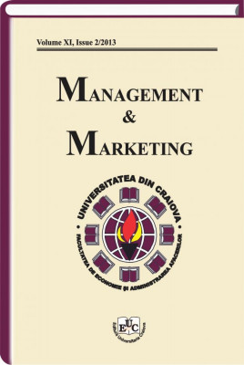 Management & Marketing, XI, issue 2/2013