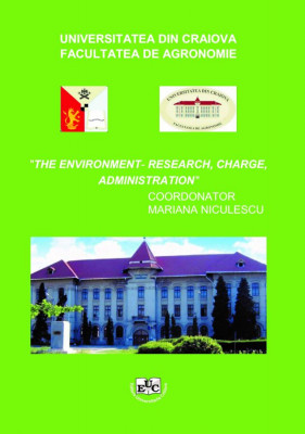 """THE ENVIRONMENT- RESEARCH, CHARGE, ADMINISTRATION"""