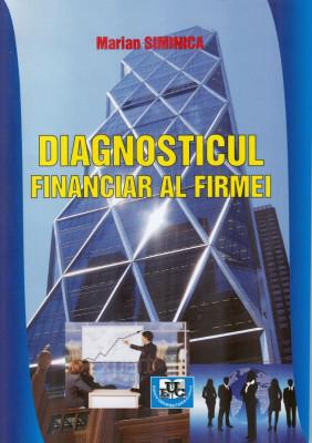 Diagnosticul financiar al firmei