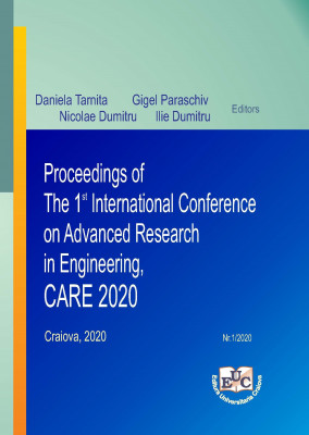 Proceedings of the1st International Conference on Advanced Research in Engineering CARE 2020