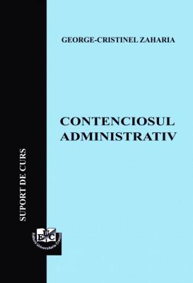 Contenciosul administrativ. Suport de curs