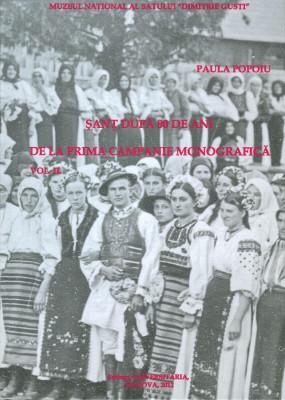 Sant dupa 80 de ani de la prima campanie monografica Vol. II