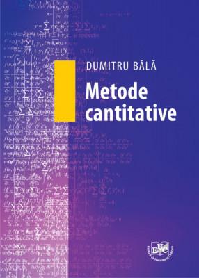 Metode cantitative