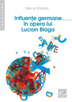 Influente germane in opera lui Lucian Blaga