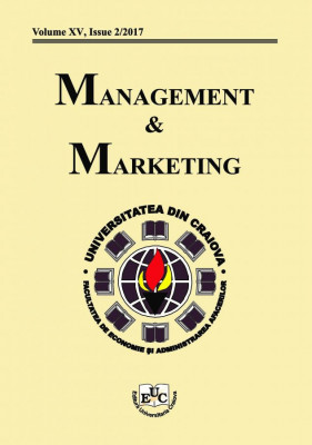 Management&Marketing, Volume XV, Issue 2/2017