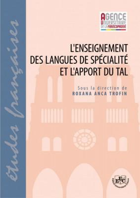 L'enseignement des langues de spécialité  et l'apport du TAL
