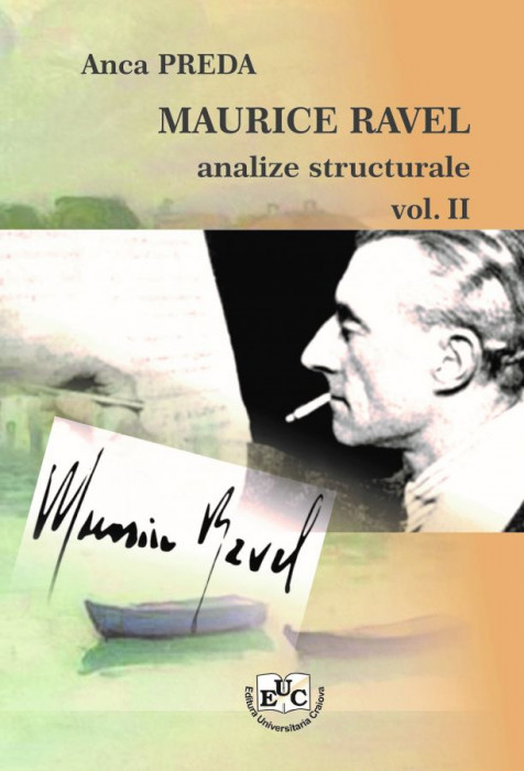 MAURICE RAVEL– ANALIZE STRUCTURALE vol. II