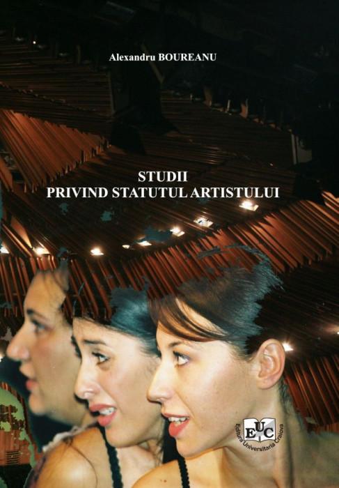 Studii privind statutul artistului