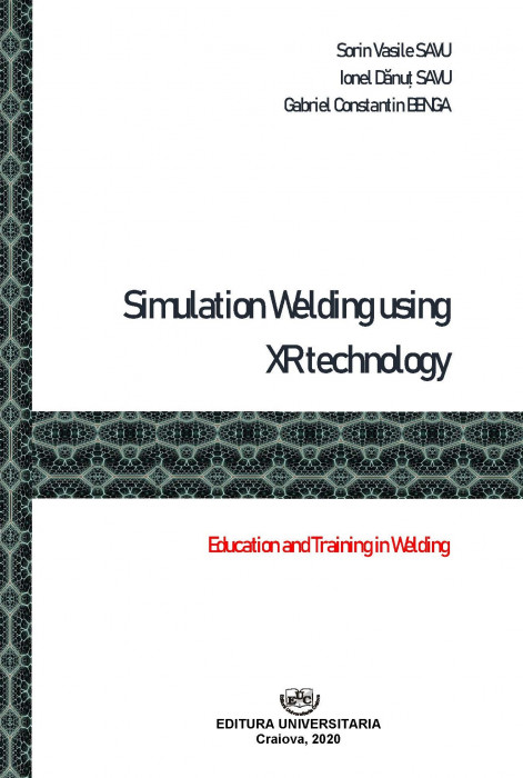 Simulation Welding using XR technology Education and Training in Welding