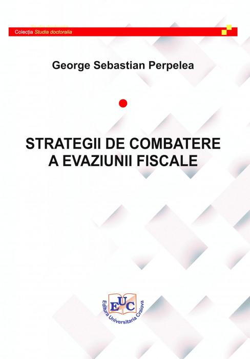 STRATEGII DE COMBATERE A EVAZIUNII FISCALE