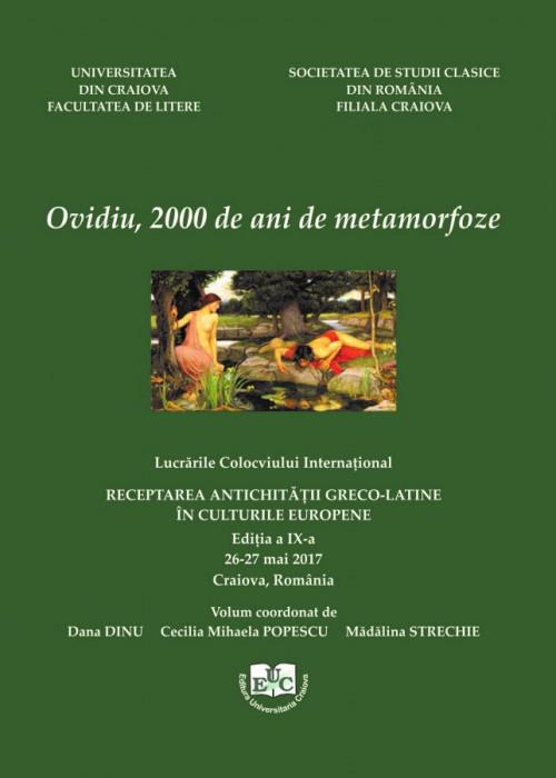 Ovidiu, 2000 de ani de metamorfoze