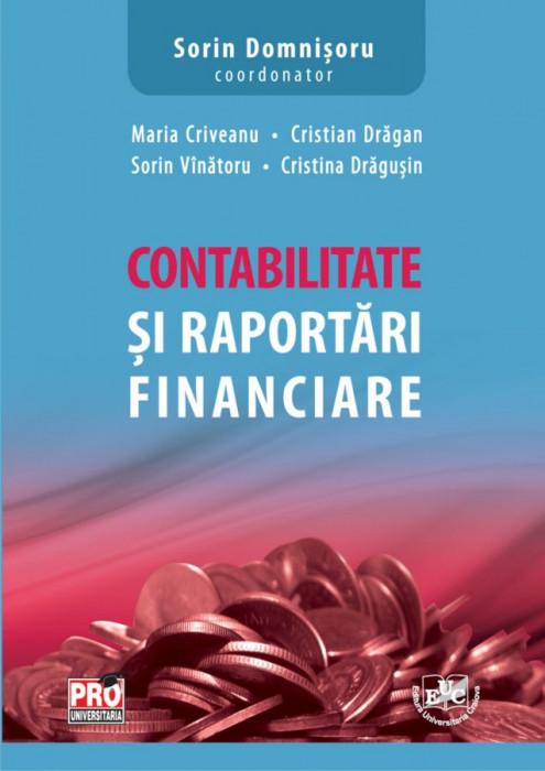 Contabilitate si raportari financiare