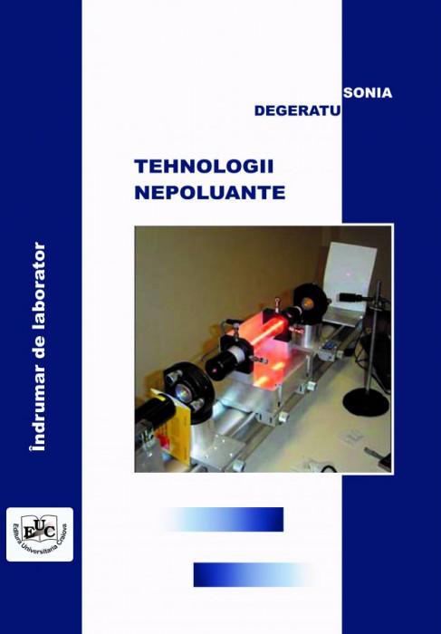 TENOLOGII NEPOLUANTE Îndrumar de laborator